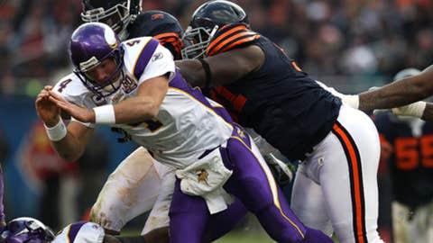 Nov. 14: Bears 27, Vikings 13