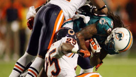 Nov. 18: Bears 16, Dolphins 0