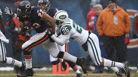 Dec. 26: Bears 38, Jets 34