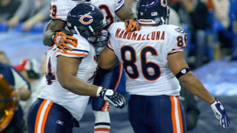 Nov. 7: Bears 22, Bills 19