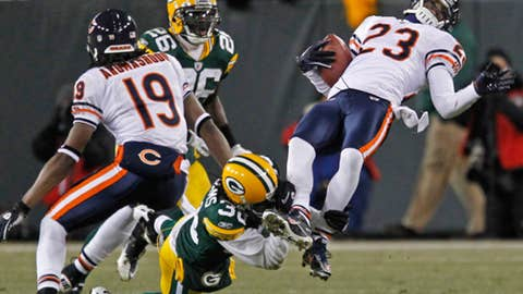 Jan. 2: Packers 10, Bears 3