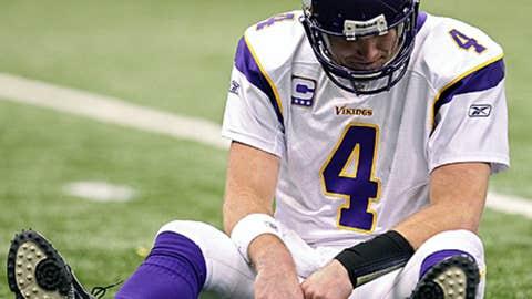 Jan. 24, 2010: Saints-Vikings