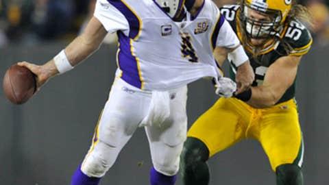 Oct. 24: Packers 28, Vikings 24