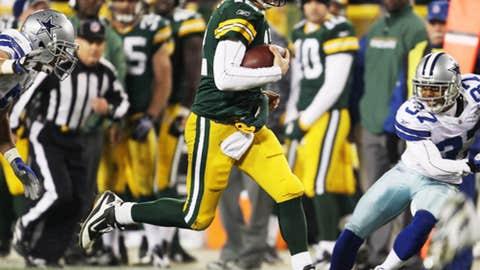 Nov. 7: Packers 45, Cowboys 7