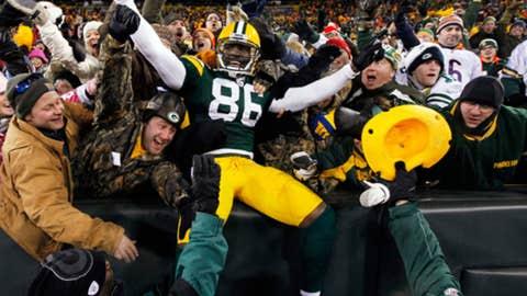 Jan. 2: Packers 10, Bears 3