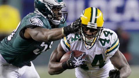 Jan. 9: Packers 21, Eagles 16