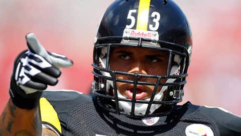 Drafting Maurkice Pouncey