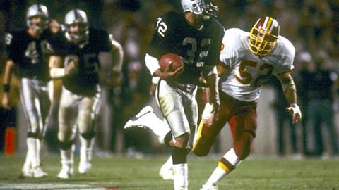 Super Bowl XVIII - Marcus Allen's cutback