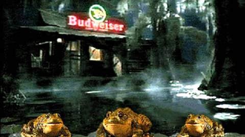 1995: Budweiser — Frogs
