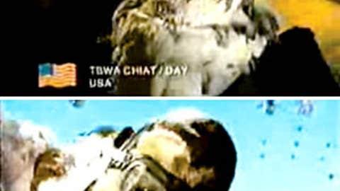 1997: Nissan —Top Gun Pigeons