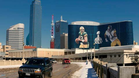Goat: Dallas