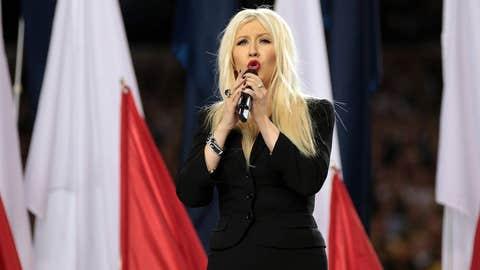 Goat: Christina Aguilera