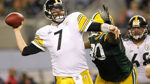 Steelers QB Ben Roethlisberger, $21.85 million