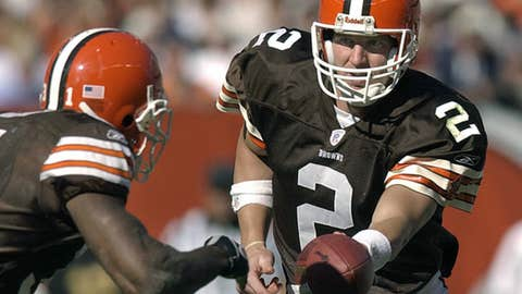 Tim Couch, QB, Cleveland Browns