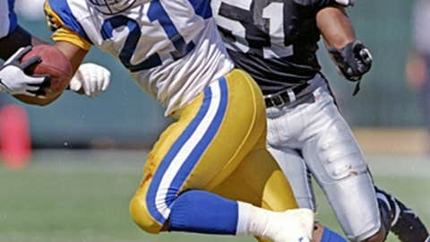 Lawrence Phillips, RB, St. Louis Rams