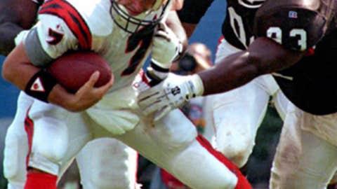 David Klinger, QB, Cincinnati Bengals