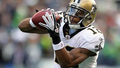 Marques Colston, WR, New Orleans Saints