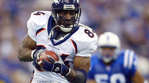 Shannon Sharpe, TE, Denver Broncos