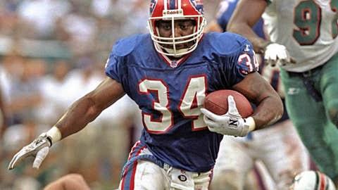 Thurman Thomas, RB, Buffalo Bills