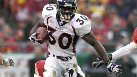 Terrell Davis, RB, Denver Broncos