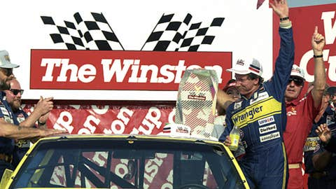 """Dale Earnhardt's """"Pass in the Grass"""""""