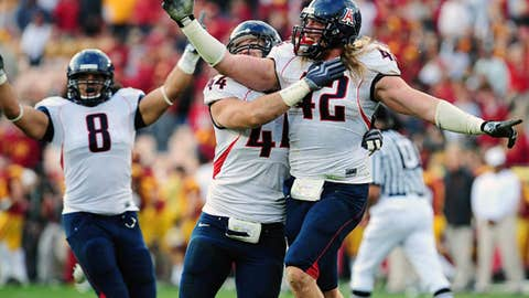 STUD: Brooks Reed, DE, Arizona