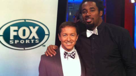 Dhani Jones — Bow Tie Cause