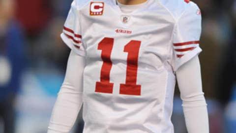 Alex Smith, QB, San Francisco 49ers, 2005