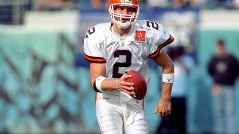 Tim Couch, QB, Cleveland Browns, 1999