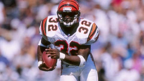 Ki-Jana Carter, RB, Cincinnati Bengals, 1995