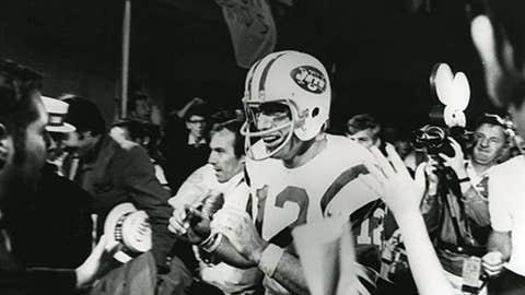 Jets win Super Bowl III