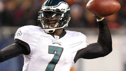 Philadelphia Eagles QB Michael Vick
