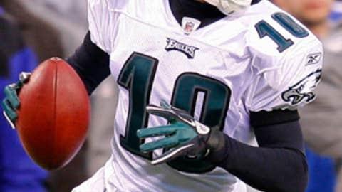 Philadelphia Eagles WR DeSean Jackson