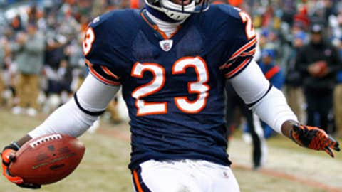 Chicago Bears WR Devin Hester