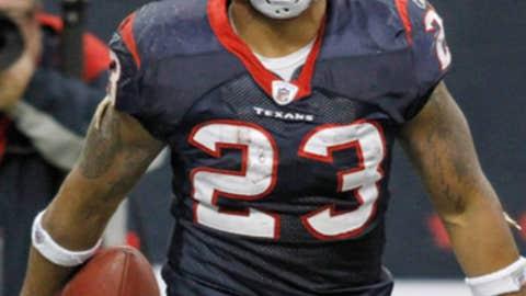 Houston Texans RB Arian Foster