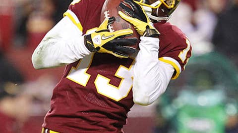 Washington Redskins WR Anthony Armstrong
