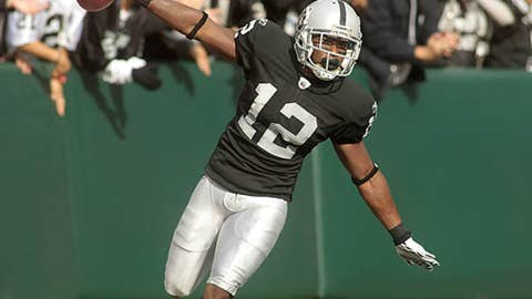 Oakland Raiders WR Jacoby Ford