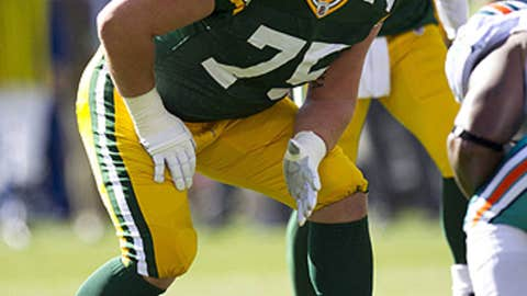 Green Bay Packers OT Bryan Bulaga