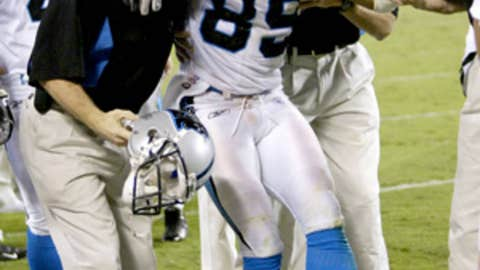 Steve Smith, WR, Panthers