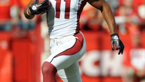 Larry Fitzgerald, WR, Arizona Cardinals