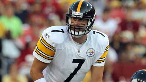 Ben Roethlisberger, QB, Pittsburgh Steelers