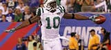 Bears, ex-Jets wide receiver Holmes agree to deal