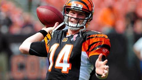 Cincinnati's Andy Dalton