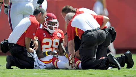 Eric Berry, S, Chiefs