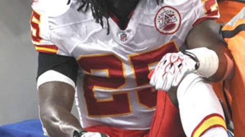 Jamaal Charles, RB, Chiefs