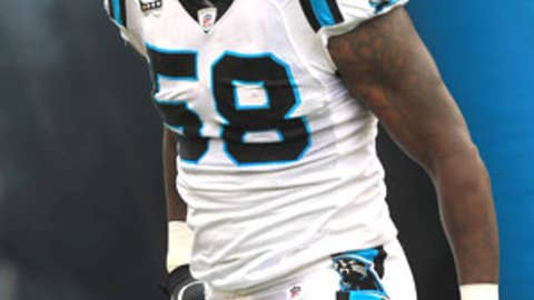 Thomas Davis, LB, Panthers