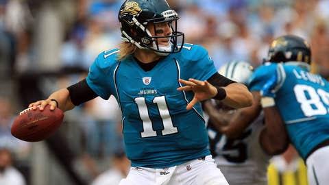 New Orleans Saints at Jacksonville Jaguars (Sunday, 1 p.m. ET, FOX)