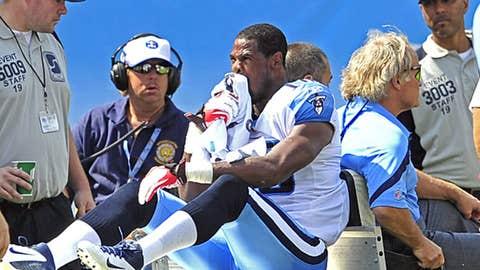 Kenny Britt, WR, Titans