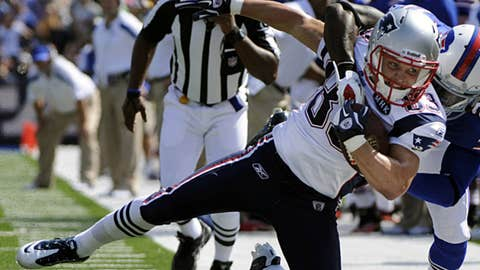 Wes Welker, New England Patriots