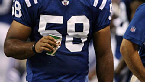 Gary Brackett, LB, Colts